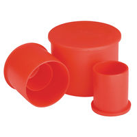 Tube Cap -   Male ; Outer Ring Inside Diameter 39.7 mm | 1.564 in