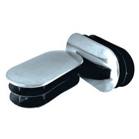 Oval Glide - Full Material: Polyethylene ; Fitting Style - Push Fit