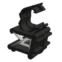 P110191_Corrugated Tube Mounting Clips_Photo3 | Essentra Components CA