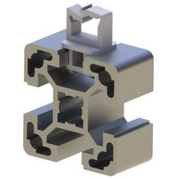 Cable Clips - Extruded Metal Rail