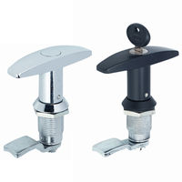 Compression Latches T-Handle | Essentra Components