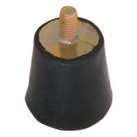 Vibration Mounts - Metric