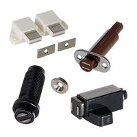 Magnetic Touch Latches