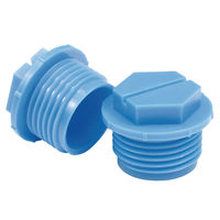 Slottex Plug - Compatible Thread Standard - BSP<multisep/>GAS  Compatible Thread Sizes - 3/4-16  Head Type - Closed