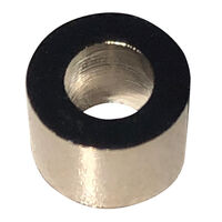 Round Unthreaded Metal Spacers