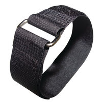 Cable Management - Black ; Overall Length=508 mm | 20.000 in ; Overall Width 25.4 mm | 1.000 in ;