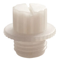 Threaded Protection Plug - 1.530 in ; 1-11-1/2 ; Nylon ; Natural