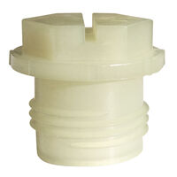 UNF Threaded Protection Plug UNF Compatible Thread Sizes - 1-1/16-12 Fully Threaded