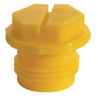"""UNF Threaded Protection Plug UNF Compatible Thread Sizes - 3/4"""" x 16 Threaded Fitting Plugs"""