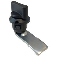 Knob Latch - Handle Type: Wing knob ; Latch Material: Zamak ; Maximum Grip - 13.5 mm | 0.531 in ;