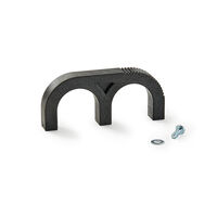 Plastic One-Piece Pull Handles - Handle Material - Nylon ;  ; Mounting Hole Distance - 57.0 mm | 2.244 in ; Mount Type - Type 2