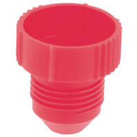 """UNF Threaded Protection Plug UNF Compatible Thread Sizes - 11⁄16"""" x 14 Threaded Fitting Plugs"""
