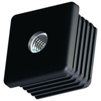 Square Glide - Fitting Style - Push Fit ; Material - HDPE