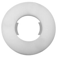 Natural Nylon Anti-Loss Washer Retaining Washer - 4.3 mm   0.169 in; 9.0 mm   0.354 in; Thickness 1.4 mm   0.055 in; Compatible Screw Sizes M3