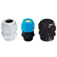 Cable Glands - Straight/Nylon