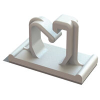 P110135_Wire_Saddle-Adhesive_Mount_Photo1 | Essentra Components
