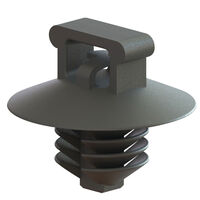 P110249_Cable_Tie_Mounts-Fir_Tree_Mount_Cupped_Photo1 | Essentra Components