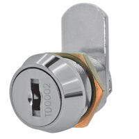 Cabinet Latch -  ; Style: Straight Latch ; Maximum Grip: 21.0 mm | 0.827 in ; Keying - Keyed to Differ