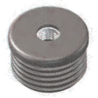 Round Glide - Fitting Style - Push Fit ; Head Shape - Flat