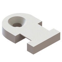 P110243_Cable_Tie_Mounts-Screw_Mount_Low_Profile_Two_Way_Photo1 | Essentra Components