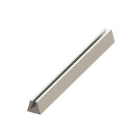 Grommet Strip - Natural ; Nylon ; Compatible Panel Thickness Range 2.7 - 4.2 mm | 0.106 - 0.164 in ; Roll Length 30 m | 98.425 ft
