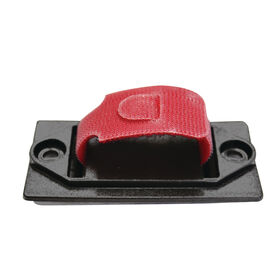 Cable_Tie_Mounts-Hook_and_Loop_Ties_Low_Profile_Adhesive_Screw_Mount_Photo1 | Essentra Components CA
