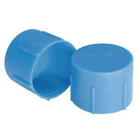 Threaded Protection Caps - UNF/JIC Threads | Essentra Components CA