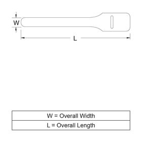 P110310_Hook-and-Loop-Standard-Cable-Ties_PLD1 | Essentra Components CA